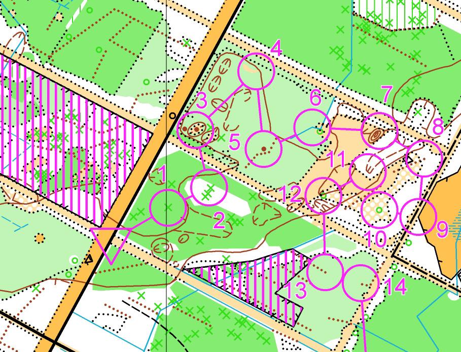 Orienteering Vlaanderen 124